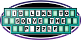 I'd Like to Solve the Puzzle